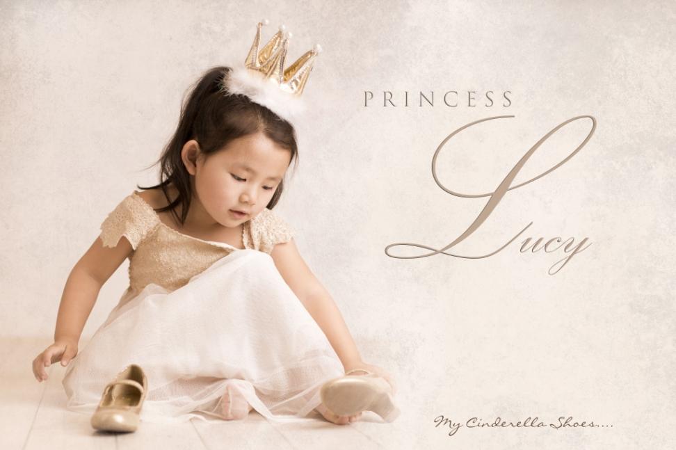 Lucy-prinsesse-sko